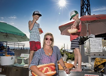 Relishing Life: A Single Mom on Racing Snowmobiles, Raising Two Boys and Running a Hot Dog Stand
