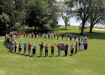 Better Together: At Camp Knock Knock, Grieving Families Find Support and Solidarity
