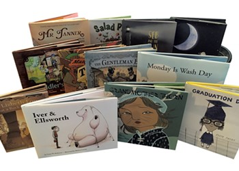 Searching for Timeless Tales: A Family-Owned Press in Shelburne publishes Children's Picture Books