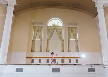 Prima Ballerinas: A Dance Workshop Enables College Students and Kids With Special Needs to Learn From Each Other