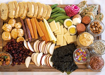 The Art of... Creating a Snack Board — on a Budget