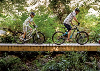 Thrill Seekers: Check Out These Vermont Mountain Biking, Ziplining and Indoor Rock Climbing Destinations