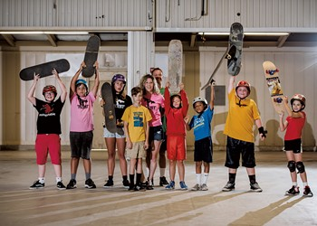 Community Rallies to Resurrect Talent Skatepark as a Nonprofit