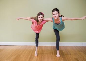 Yoga Pose of the Month: Warrior III / Flying Bird Pose