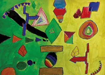 Three Abstract Art Projects to Try With Your Kids