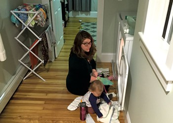Low-Waste Lessons for New Parents