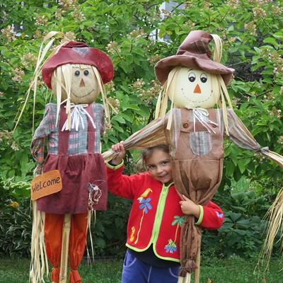 Habitat: Scarecrows
