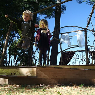 Habitat Preschool Playground