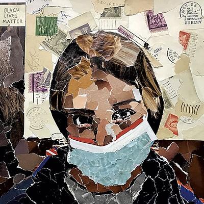 Pandemic-Inspired Kid-Created Art