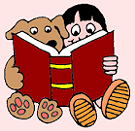Read to Archie the Therapy Dog