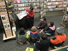 Saturday Story Time at Phoenix Books in Rutland