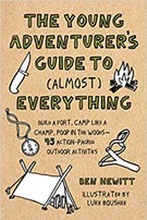 'Young Adventurer's Guide' Book Launch and Party