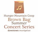 Hunger Mountain Co-op Brown Bag Summer Concerts