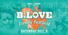 B. Love Family Festival