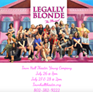 'Legally Blonde the Musical'