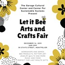 Let it Bee Arts and Crafts Fair