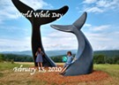 Charlotte's Bones & World Whale Day
