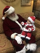 Christmas Open House with Santa