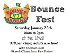 Bounce Fest with Special Guest Skye & Chase