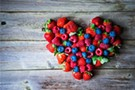Drop-In Healthy Valentine's Day Snacks for Kids