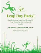 Leap Day Party
