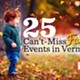 25 Can't-Miss Fall Events in Vermont!