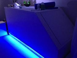 A flotation tank