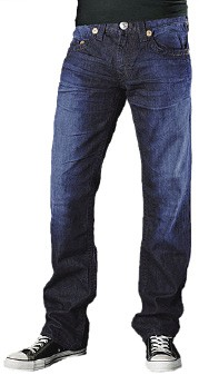 2. True Religion jeans: James Davis, 400 S. Grove Park, Laurelwood, 767-4640