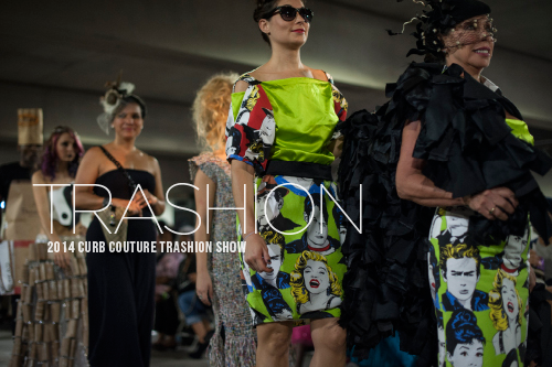 2014 Curb Couture Trashion Show Recap | Style Sessions