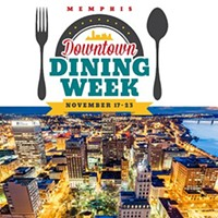 5 Great Dinner Deals of Downtown Dining Week