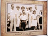 A 1949 Cash family photo - GREG NERI