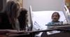 "A bedridden Le Bonheur patient receives a live performance in ""Melodic Medicine."""