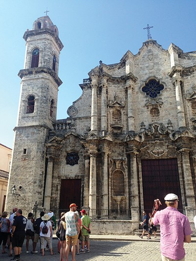 A church featuring - beautiful architecture