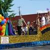 Mid-South Pride Float Workshop