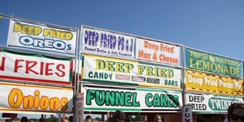 A Dozen of the Delta Fair's Least Publicized Attractions