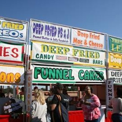 A Dozen of the Delta Fair's Least Publicized Attractions
