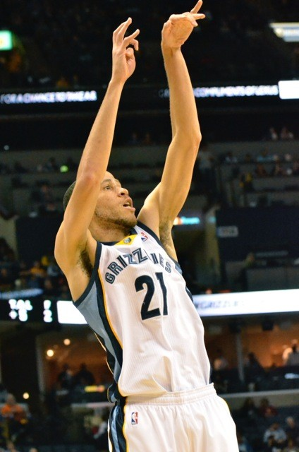 a farewell to  long  arms  at the close of the tayshaun