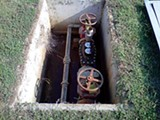 A master water meter