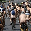 A Naked Bike Ride in Memphis?