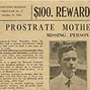"""A Prostrate Mother's Appeal"" — From 1924"
