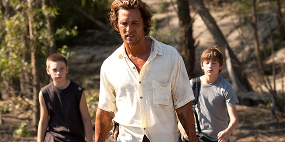 A scene from Jeff Nichols' Mud