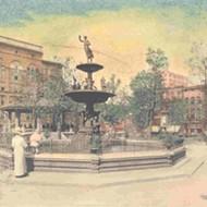 A Strange Death in Court Square