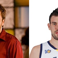 """Memphis Grizzlies: The Movie Academy Award-winner Javier Bardem plays Big Spain, Marc Gasol. """"Memphis Grizzlies: The Movie"""" will win multiple Oscars. (More on that later.)"""