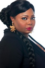 Actress/Comedian Cocoa Brown Live