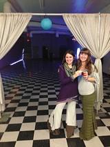 Adriene Holland and Chloe O'Hearn