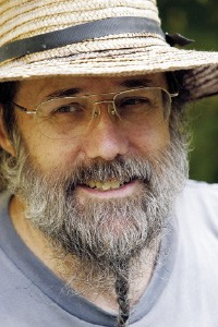 Albert Bates of the Farm's Ecovillage Training Center - JUSTIN FOX BURKS