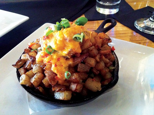 Alchemy's Pimento Cheese Hash