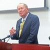 Lamar Alexander Makes a Pitch for Coalition Government