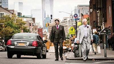 Alfred Molina and John Lithgow