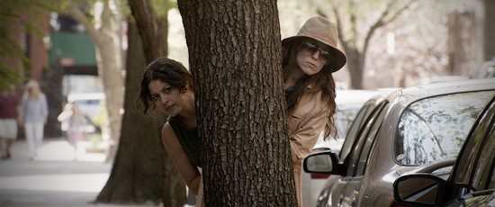 Alia Shawcat and Sophia Takal in Wild Canaries